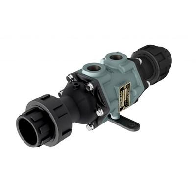 Теплообменник трубчатый 20 кВт, трубки из купроникеля (EC080-5113-1C) - фото 4504