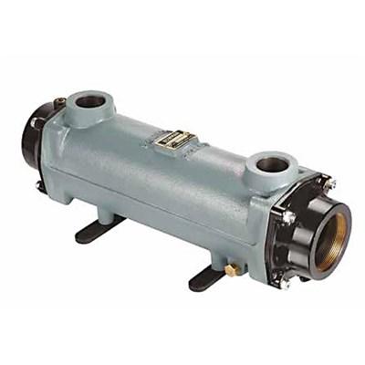 Теплообменник трубчатый 190 кВт, трубки из нерж. стали (FG100-5115-2S) - фото 4530
