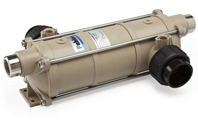Теплообменник HTT40, 40 кВт HI-TEMP titanium (11322) - фото 4572