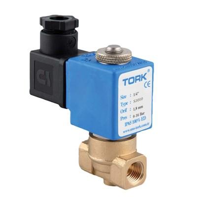 """Клапан электромагнитный S1010.04.170E (T-GP105) 1"""" - фото 4723"""