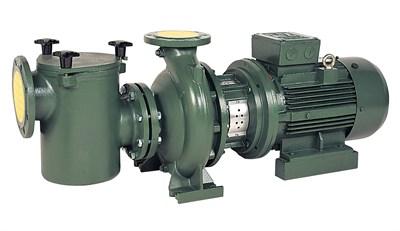 Насос CF-4 400 с префильтром, двигатель IE-2, 1.450 rpm - фото 5372