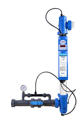 Установка UV-C Saltwater & AOP Compact Ozone 75.000 (BH09752) - фото 5447
