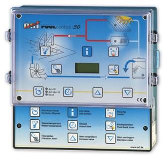 Блок управления фильтрацией и нагревом Pool-Control-30 (310.008.2530) - фото 5484