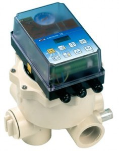 Блок управления обратной промывкой и фильтрацией Eurotronik-10 (310.488.2201) - фото 5486