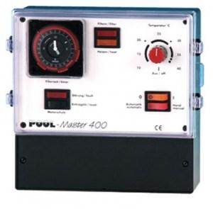 Блок управления фильтрацией и нагревом Pool-Master-400 (300.288.2130) - фото 5487