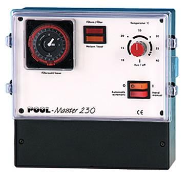 Блок управления фильтрацией и нагревом Pool-Master-230 (300.288.2110) - фото 5488