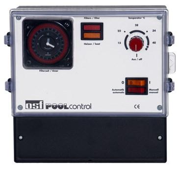 Блок управления  фильтрацией и нагревом Pool-Control-230-ES (300.278.2110) - фото 5491