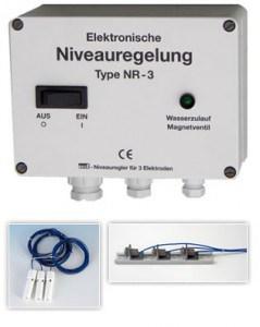 Регулятор уровня переливного бака NR-3 (313.000.0035) - фото 5492