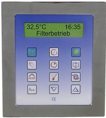 Внешняя панель управления утапливаемая для MULTI-EUROMATIC (310.000.0420) - фото 5494