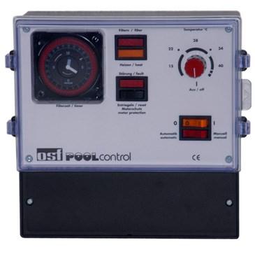 Блок управления фильтрацией и нагревом Pool-Control-400-ES (300.270.0105) - фото 5498