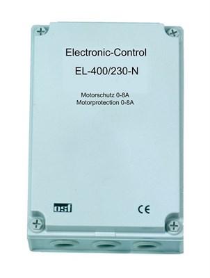 Электронный блок управления EL-400/230-N с кнопочным пускателем (319.050.0685) - фото 5505