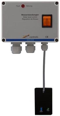 Блок управления уровнем воды Skimmerregler, датчик KF-3 (313.000.0072) - фото 5518