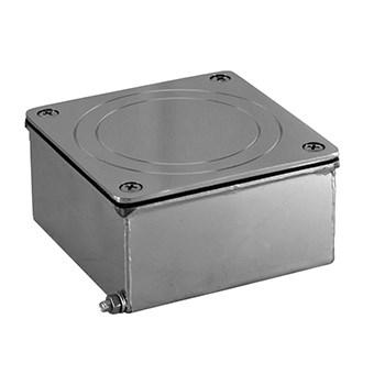 Распаечная коробка из нержавеющей стали (АС 10.020) - фото 5596