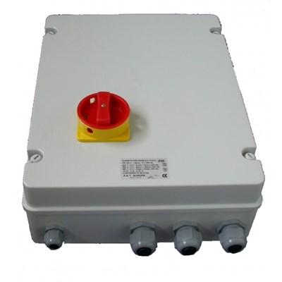 Трансформатор 1200 Вт c устройством плавного включения освещения 6,5 А (4007-07+SS1/12) - фото 5742