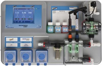 Система дозирования WaterFriend exlusiv MRD-3, без насосов (310.000.0842) - фото 5815