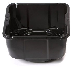 Ванна для реагента для систем дозирования, чёрная (249.010.0300) - фото 5822
