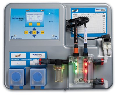 Система дозирования WaterFriend exclusiv MRD-2 NET, 2 насоса (310.000.0820) - фото 5823