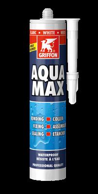 Герметик бассейновый универсальный Aqua Max 425 г, белый (6308214) - фото 5909