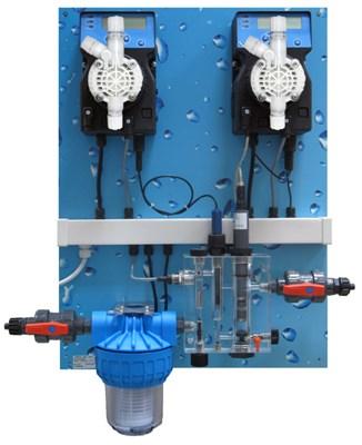 Система дозирования POOL GUARD 3 PH/CL SONDA CL 0-2 ppm (QPA6Q10327ER) - фото 6215