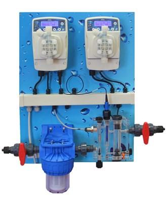 Система дозирования EONE GUARD 3 PH/CL SONDA CL 0-2 ppm (QPA6Y10327ER) - фото 6222