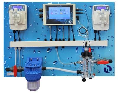 Система дозирования EONE GUARD TOUCH PH/RX/CL/T SONDA CL 0-2 ppm (QPA8K11338ER) - фото 6224