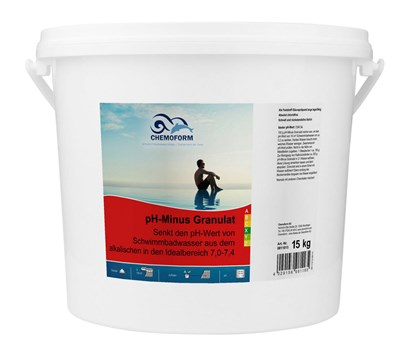 pH-Mинус гранулированный * 25 кг - фото 6228