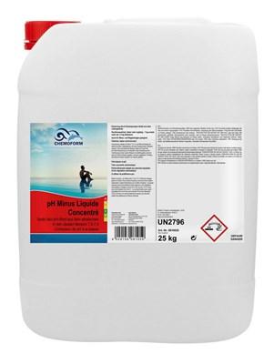 pH-Mинус жидкий (кислота-38%)* 28 л - фото 6231