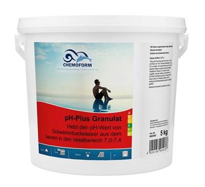 pH-Плюс гранулированный* 25 кг - фото 6237