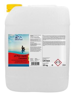 pH-Плюс жидкий* (щелочь-45%) 25 л - фото 6238