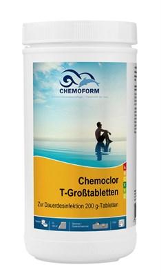 Кемохлор Т-Таблетки 20г (медленно растворимые) 1 кг - фото 6246