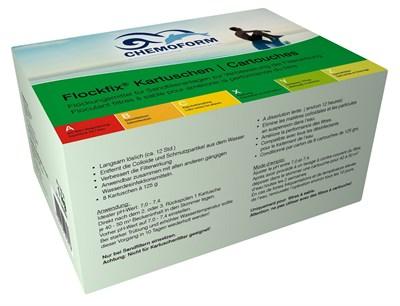 Флокфикс в картриджах (8 x 125g) 1 кг - фото 6290