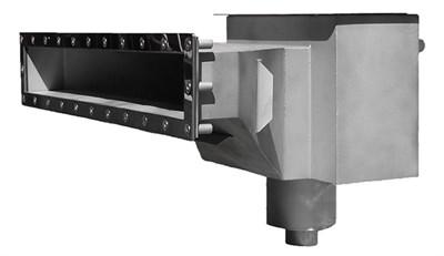 Скиммер с камерой долива и расширенной горловиной под плёнку, AISI 316 (СК.15.8/1) - фото 6446