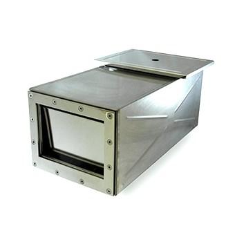 Скиммер с удлинённым раструбом, AISI 316 (АС 05.180/L) - фото 6490