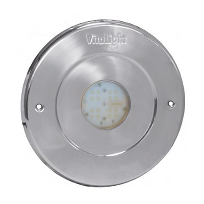 Прожектор LED 16/4, D=270 мм, 16 диодов, 24 В, холодный белый, без ниши, бронза (4.40201021) - фото 6692