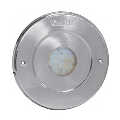 Прожектор LED 16/4, D=270 мм, 16 диодов, 24 В, тёплый белый, без ниши, бронза (4.40201421) - фото 6694