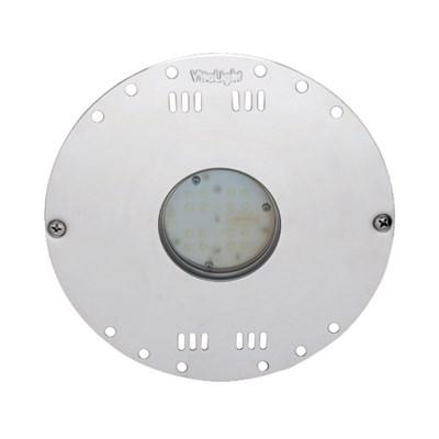 Прожектор LED 16/4, D=230 мм, 16 диодов, 24 В, холодный белый, без ниши, бронза (4.44640021) - фото 6702