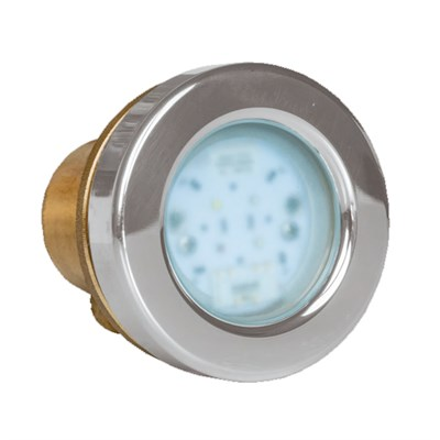 Прожектор LED 4/4, D=72 мм, 4 диода, 24 В, RGBW, бронза (4.40500221) - фото 6734