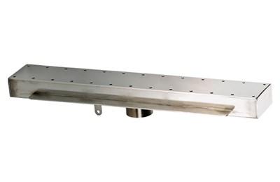 Аэромассажный элемент 500х80, AISI 304, под плитку (ЛА.03.1) - фото 6789