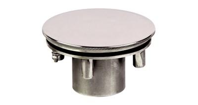 "Форсунка для подключения пылесоса, 1,5"", AISI 316, под плёнку (ФП.111.2/1) - фото 6996"