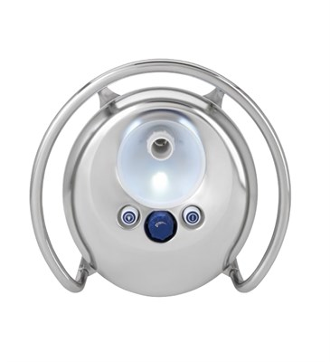 Противоток 54 м3/ч JET VOGUE 2,90 кВт 220 В, LED прожектор RGB, без закладной дет. (232.2420.000) - фото 7103