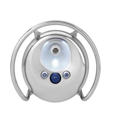 Противоток 58 м3/ч JET VOGUE 3,30 кВт 380 В, LED прожектор белый, без закладной дет. (232.2200.000) - фото 7104