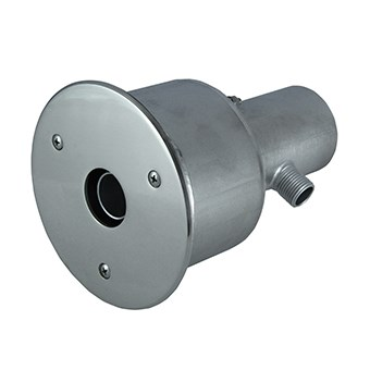 Гидромассажная форсунка 45 м3/ч, сопло 29 мм (АС 06.020) - фото 7153