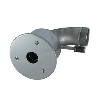 Гидромассажная форсунка 45 м3/ч, сопло 29 мм, донная (АС 06.120) - фото 7155