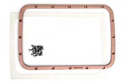 Фланец для противотока FitStar Essence под плёнку, бронза (8370350) - фото 7177