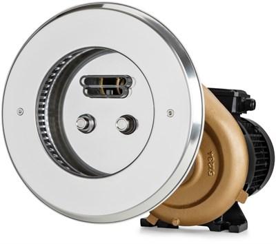 Противоток JetSwim Motion Classic 46 м3/ч (панель/обвязка/насос 2,2кВт/пневмопуск), толстост.(33042) - фото 7196