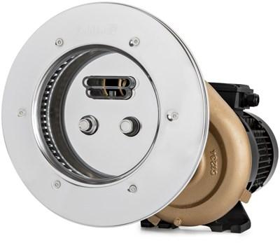 Противоток JetSwim Motion Marine 46 м3/ч (панель/обвязка/насос 2,2кВт/пневмопуск), толстост.(33044) - фото 7198