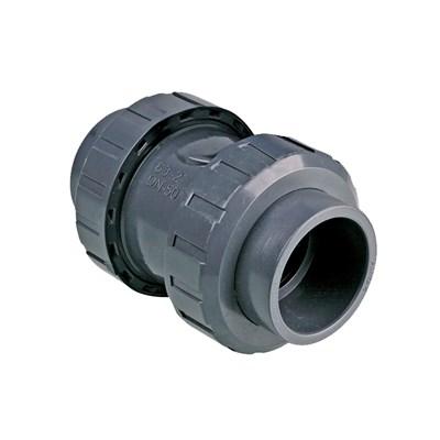 Обратный клапан пружинный - фото 7280