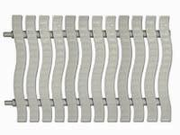 Переливная решётка «Волна», 195 мм (705001952) - фото 7302