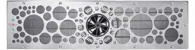 Закладная деталь противотока BADU JET Turbo Pro, с лицевой панелью Design 2 (232.5120.000) - фото 7351