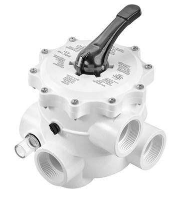 Клапан 6-ти позиционный BADU Mat R51/3 G (264.3300.000) - фото 7707